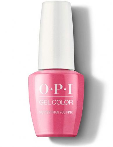 OPI Gelcolor Hotter than you pink